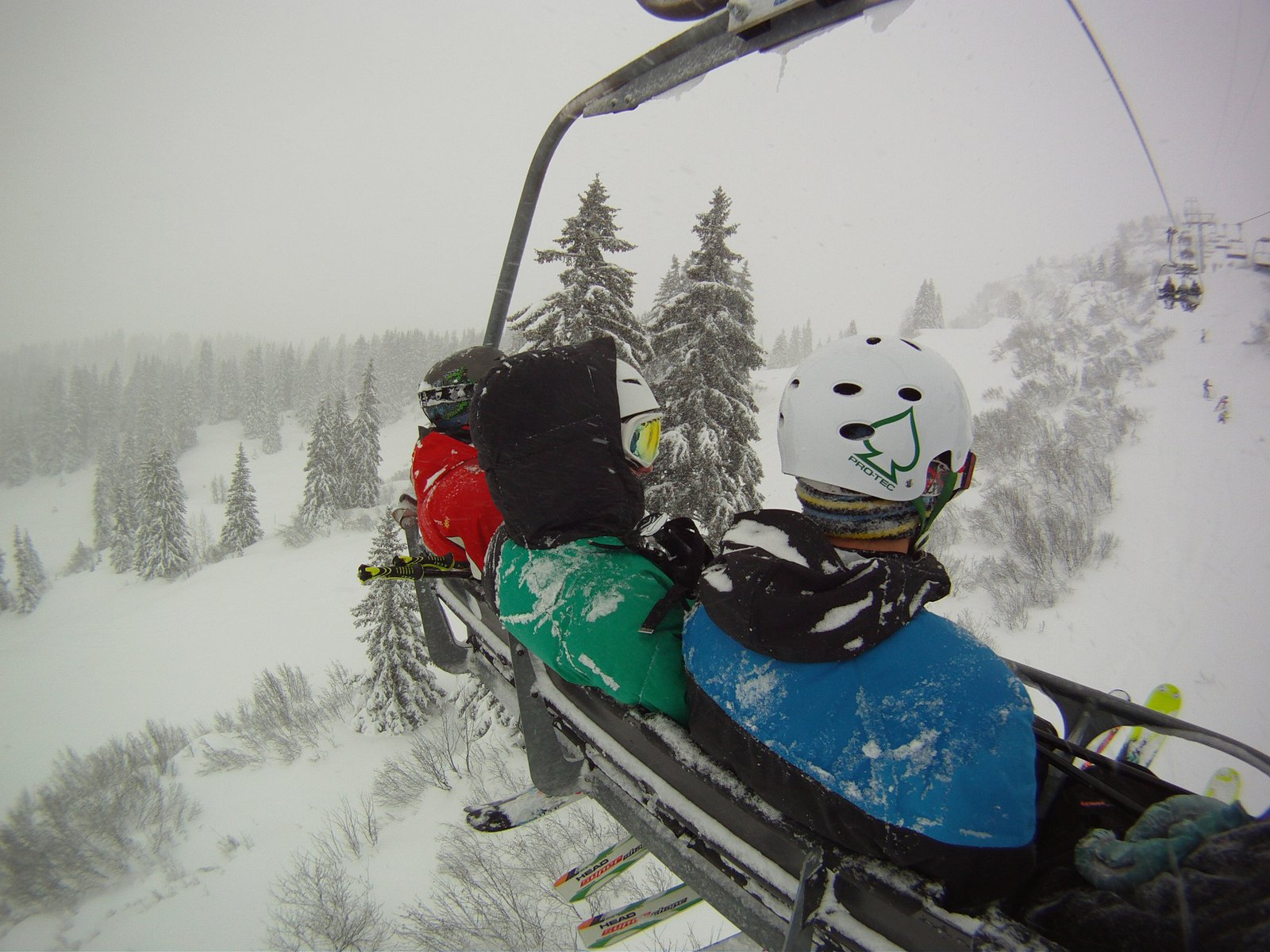 Shred in POW