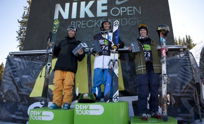 Dew Tour Men's Ski Superpipe Finals