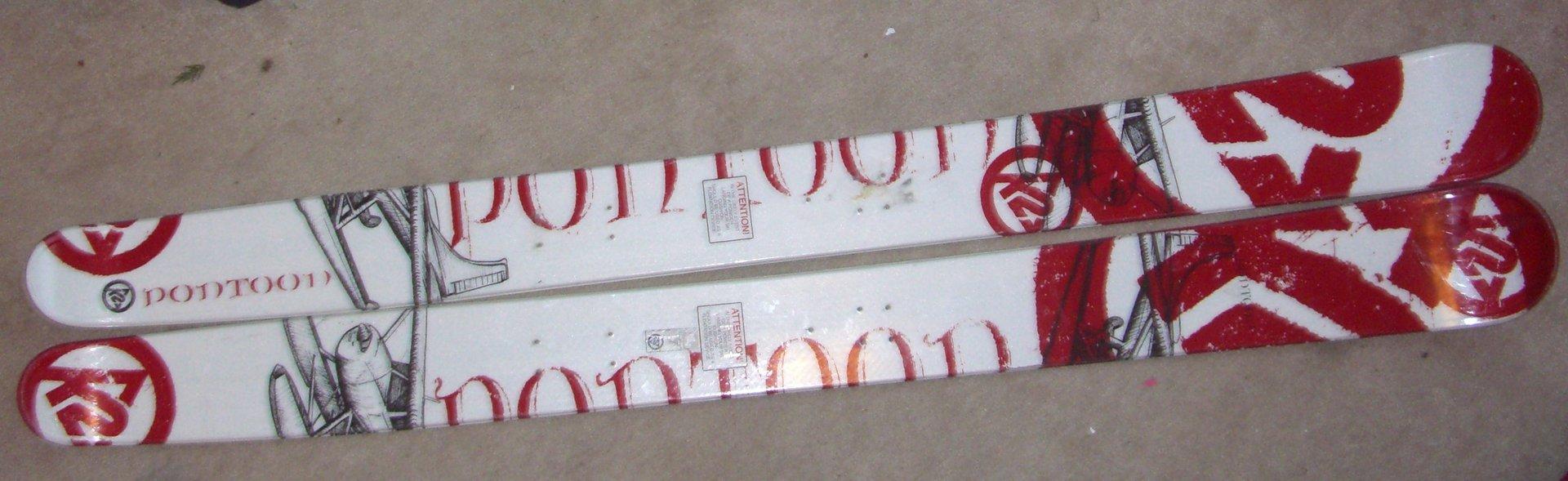 K2 Pontoon Topsheet