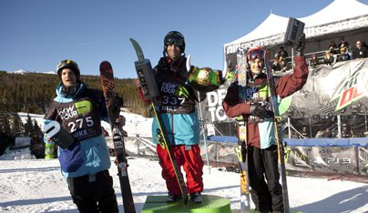 Dew Tour Men's Ski Slopestyle Finals