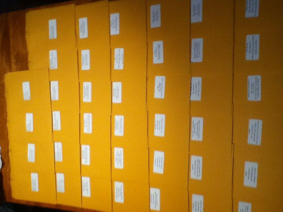 Sticker Envelopes