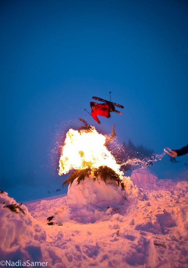 Snowman Jib