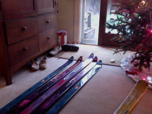Ski furniture parts 2