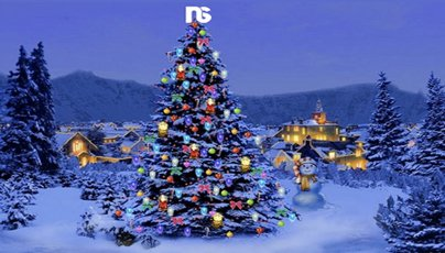 Merry Christmas From Newschoolers!