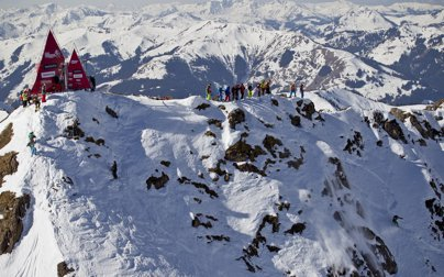 Freeskiing World Tour & Freeride World Tour Partner