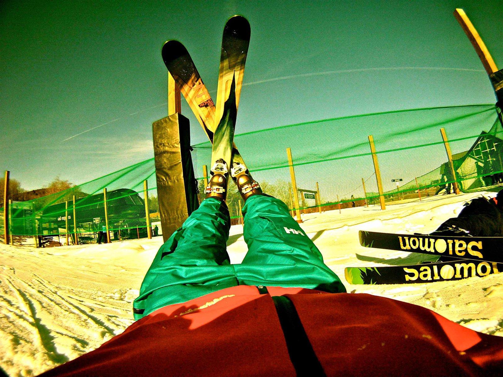 one ski quiver