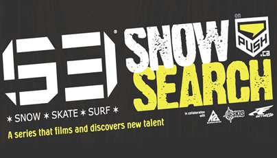 S3 Snow Search Tour