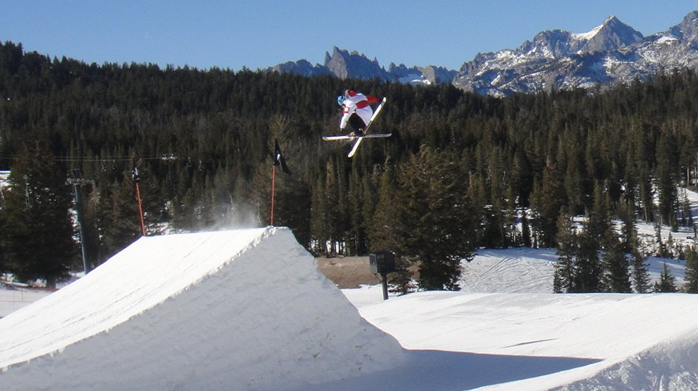 Mammoth Jumpin