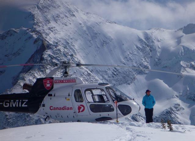 Best ski lift int he world - A-Star B2