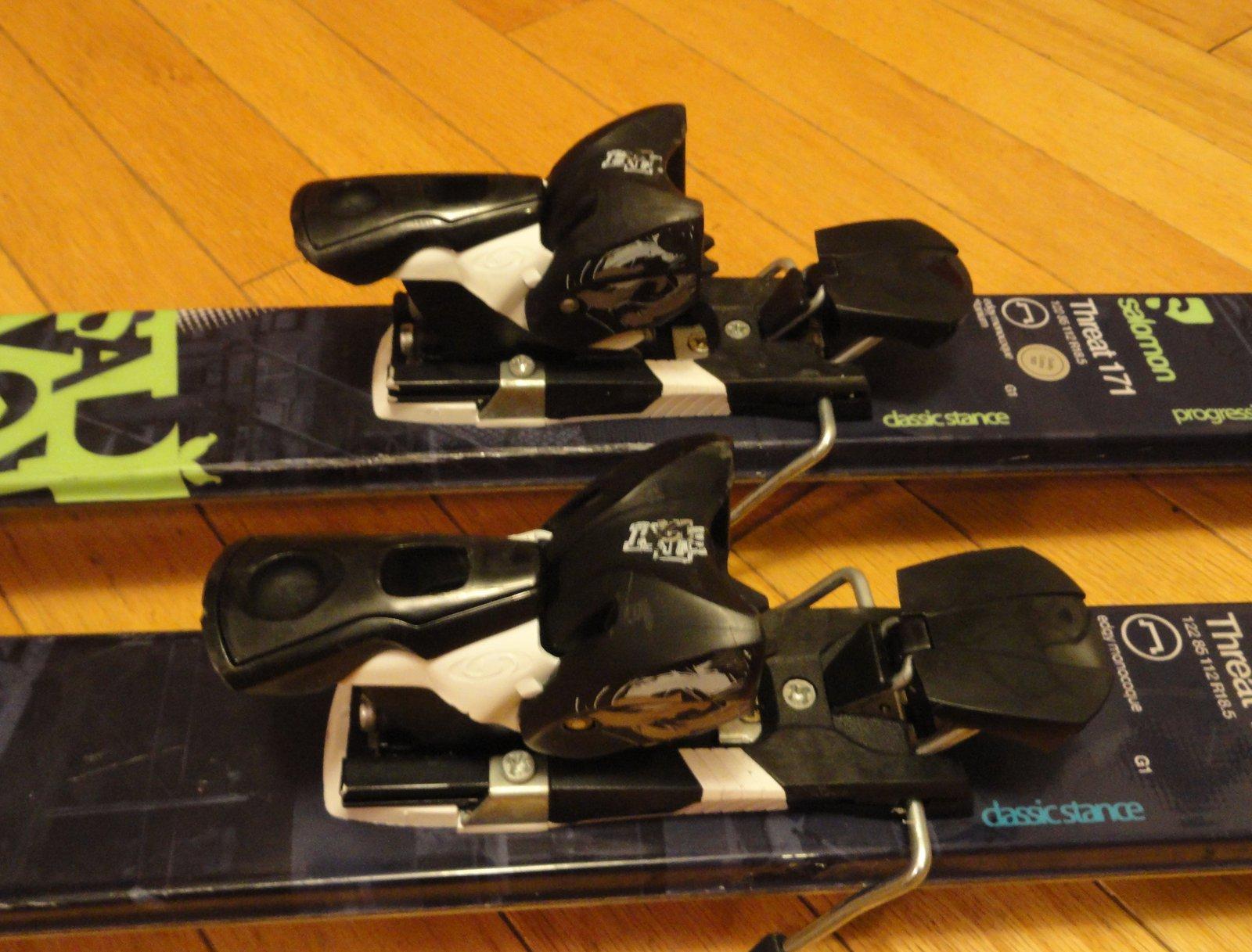 STH 12 Heels