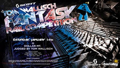 Tom Wallisch Fantasy Feature Competition