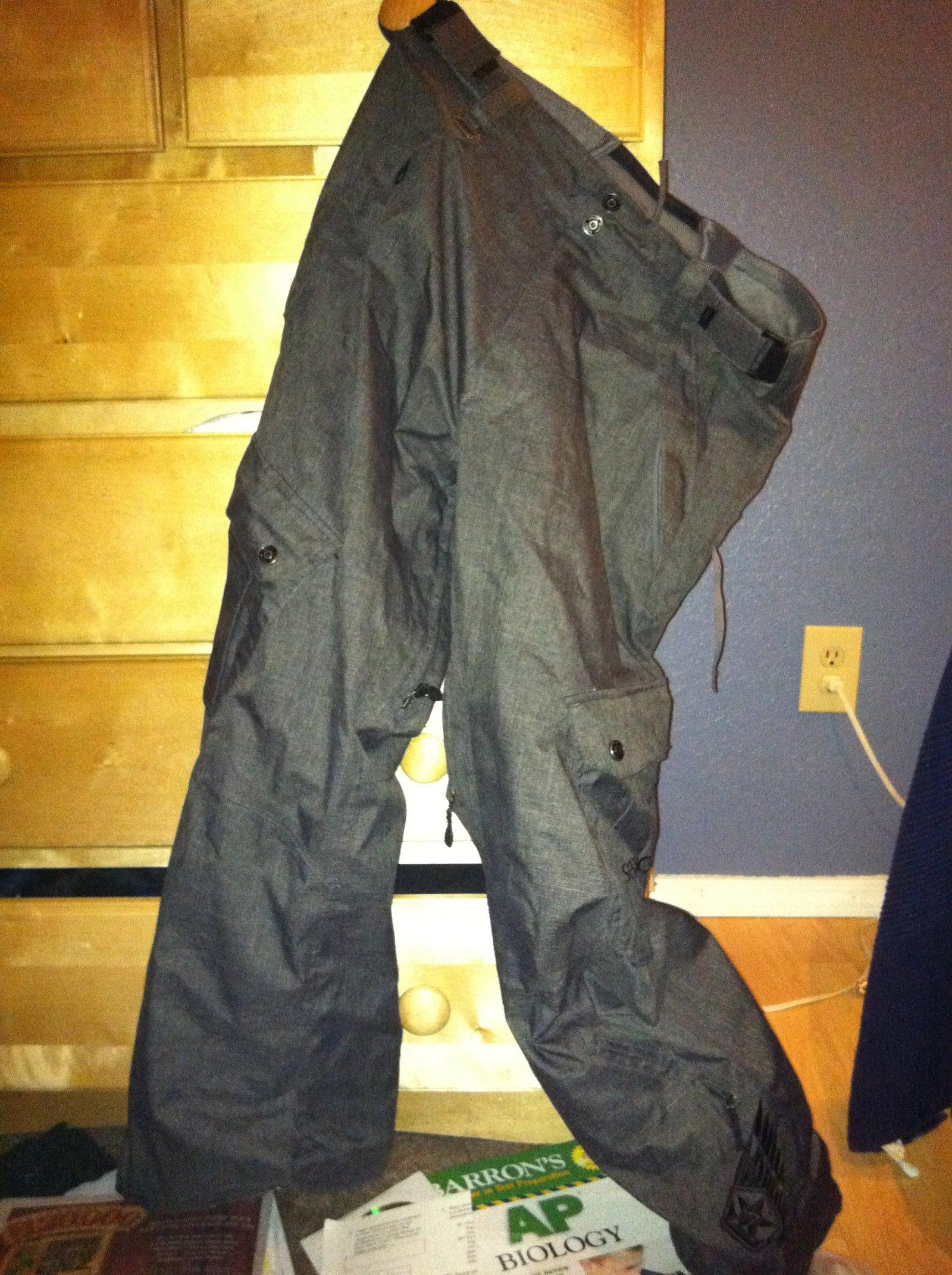Sessions Pants