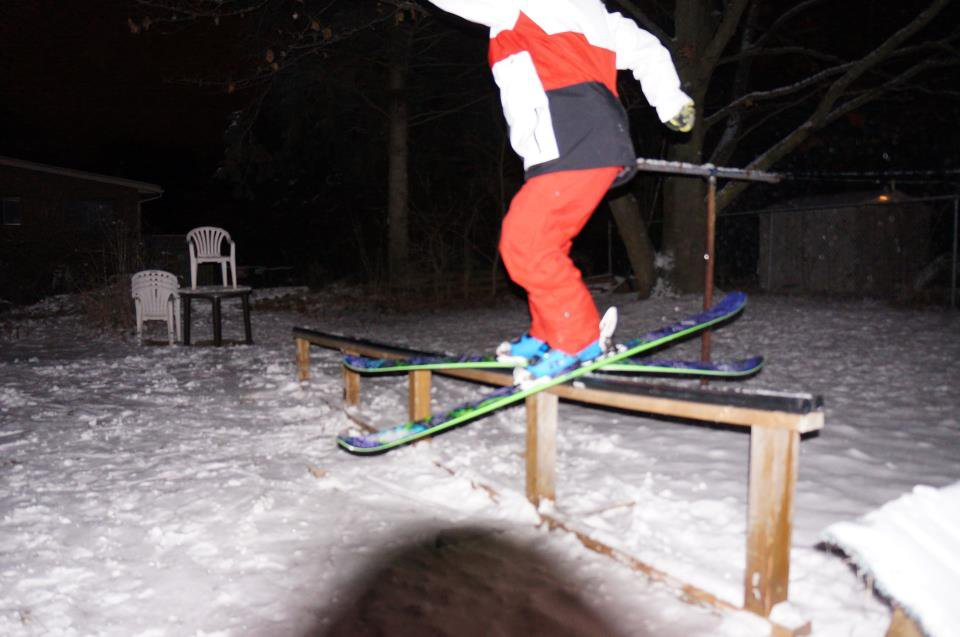 my prove i didnt die from my sketchy rail