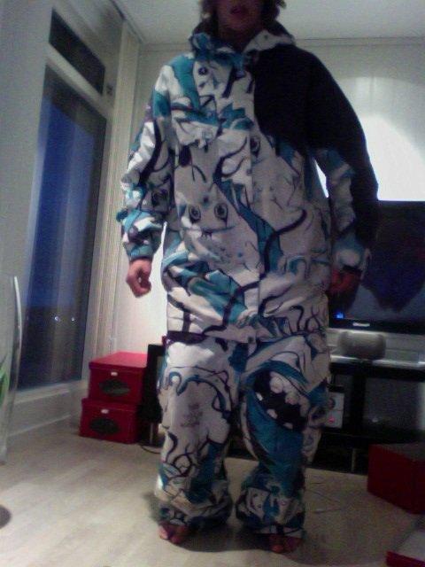 Salomon Magic suit trade