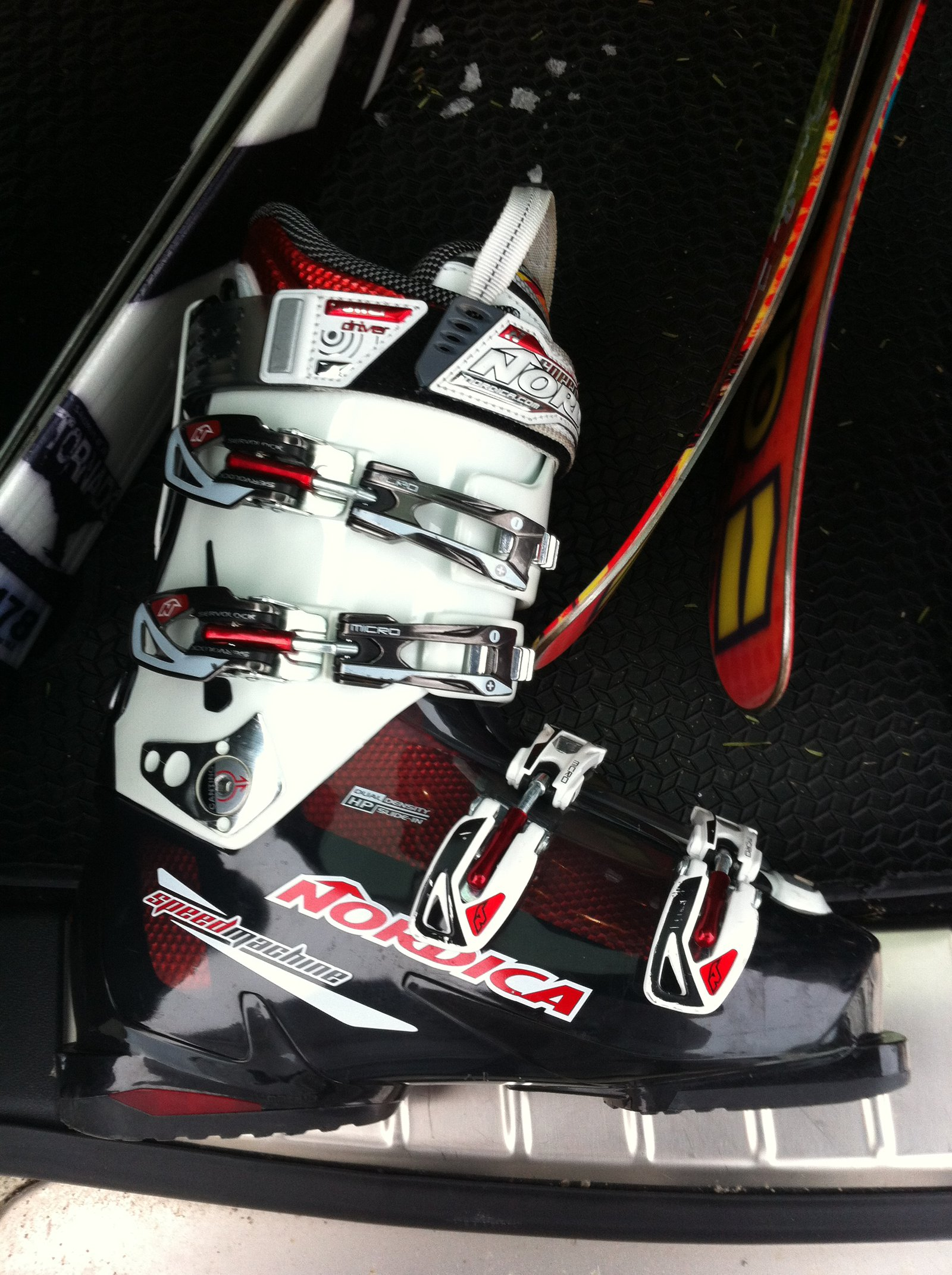 nordica speed machine 10