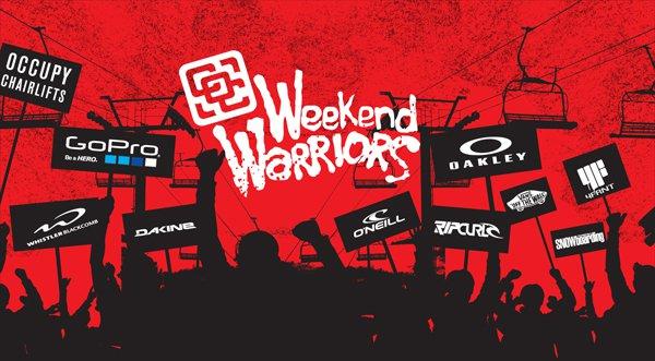 Weekend Warriors Video Contest Starts Today