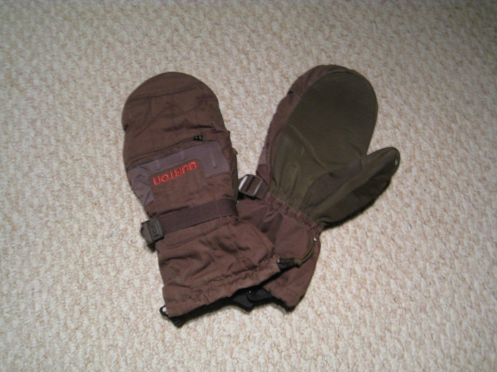 burton mittens