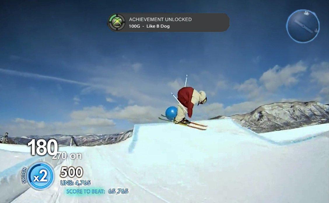 EA: Ski Gameplay