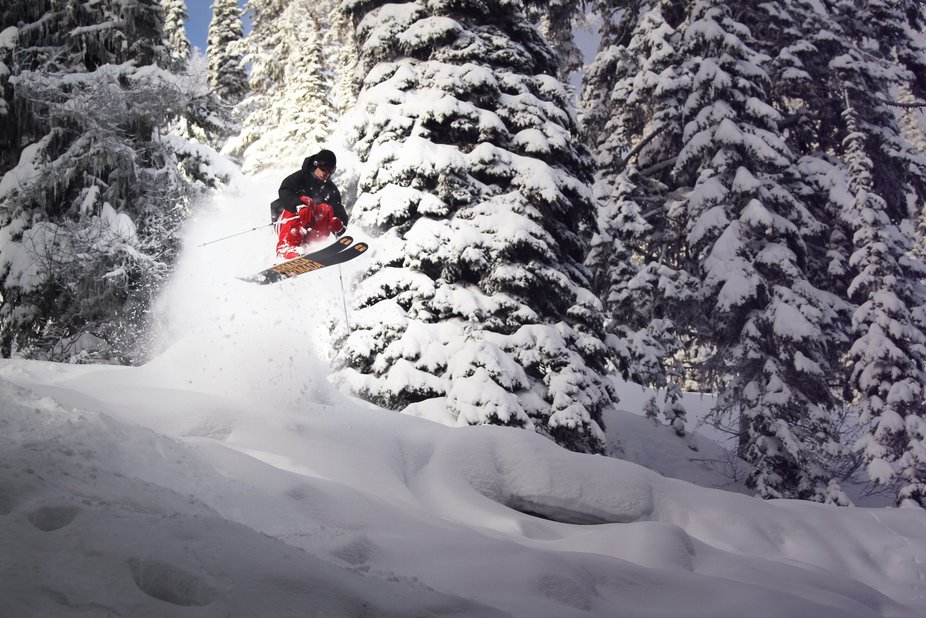 Red Mountain Resort Has Plenty of Snow!