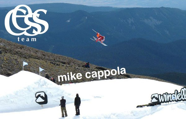 Mike Cappola Team Photo