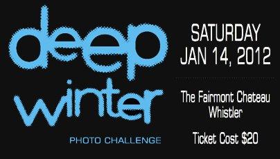 Arc'teryx Deep Winter Photo Challenge