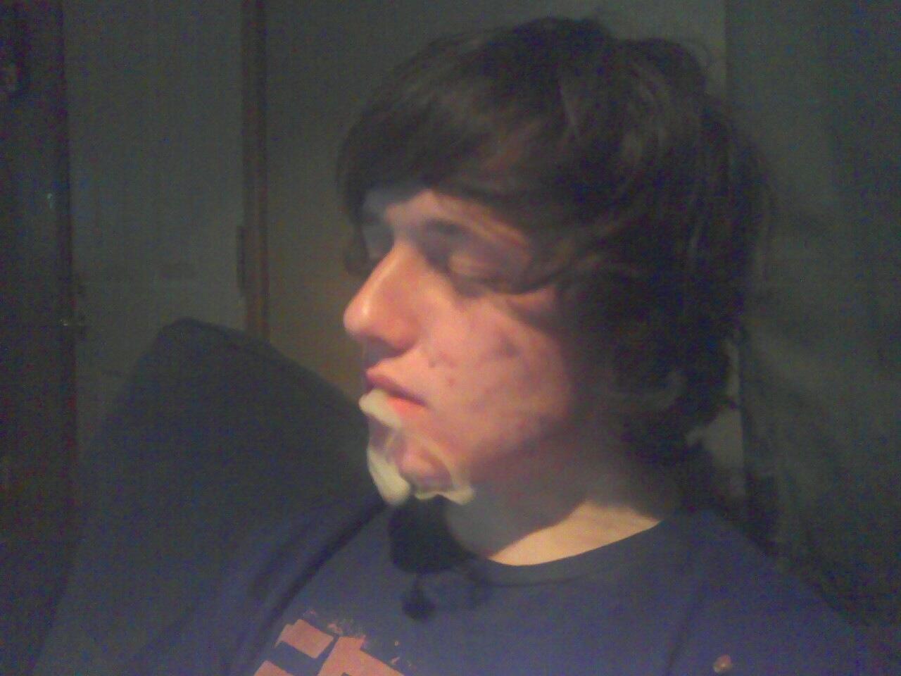 scum beard