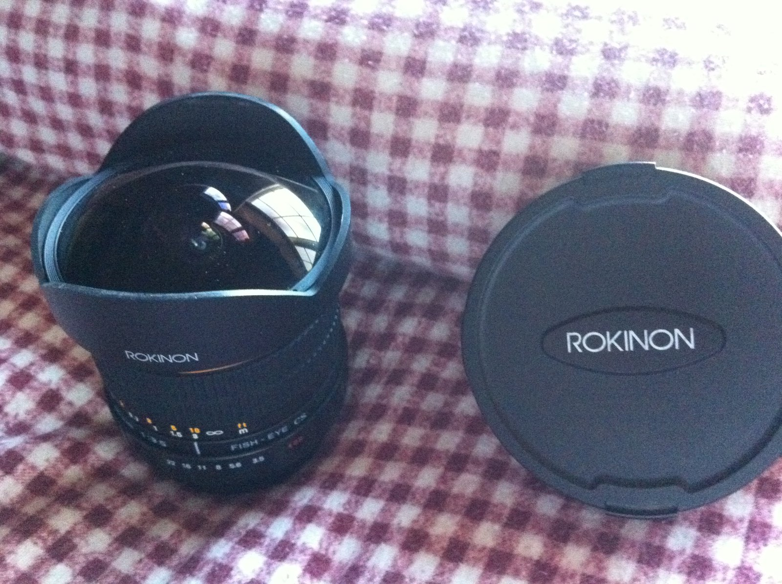 rokinon 8mm fisheye