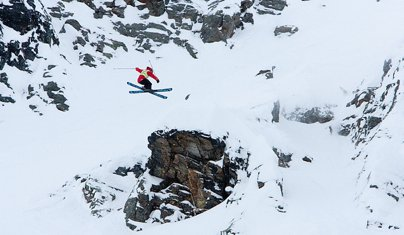 Revelstoke Freeride/Freeskiing World Tour Qualifiers