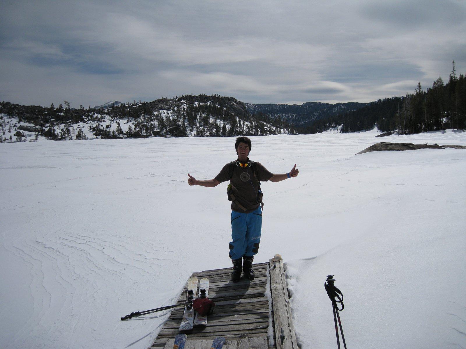 Echo Lake!