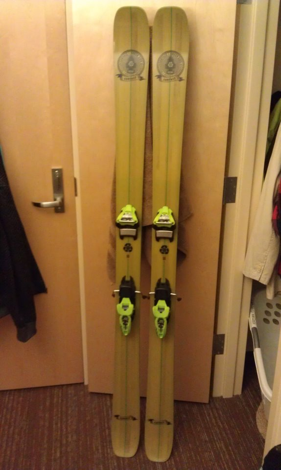 new skis