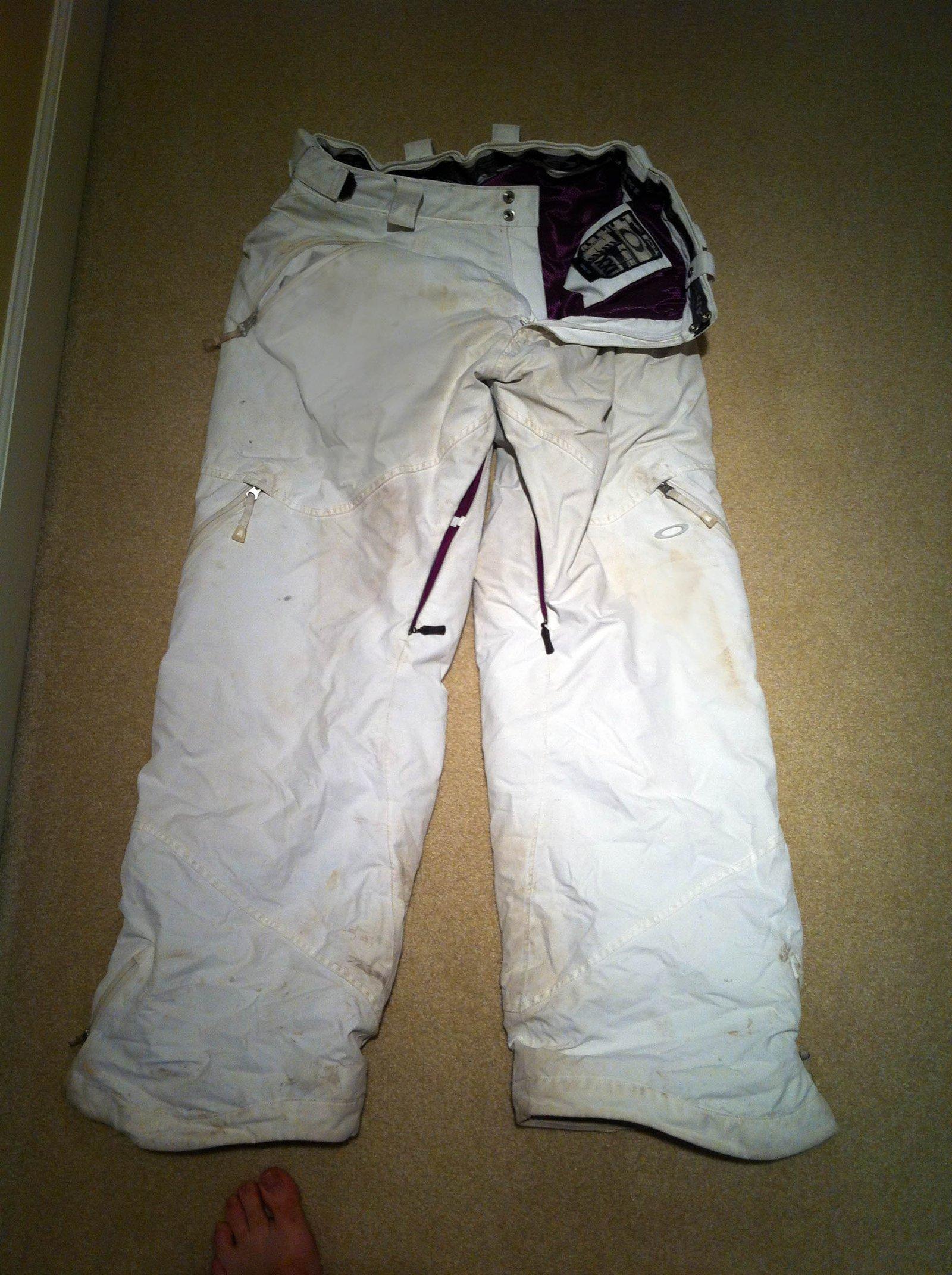 Oakley pants 2xl