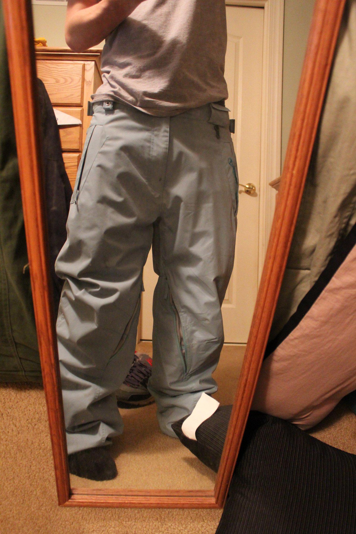 686 Pants Wear