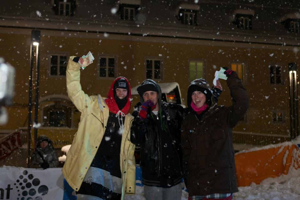 Rome SDS Railbattle 1st place