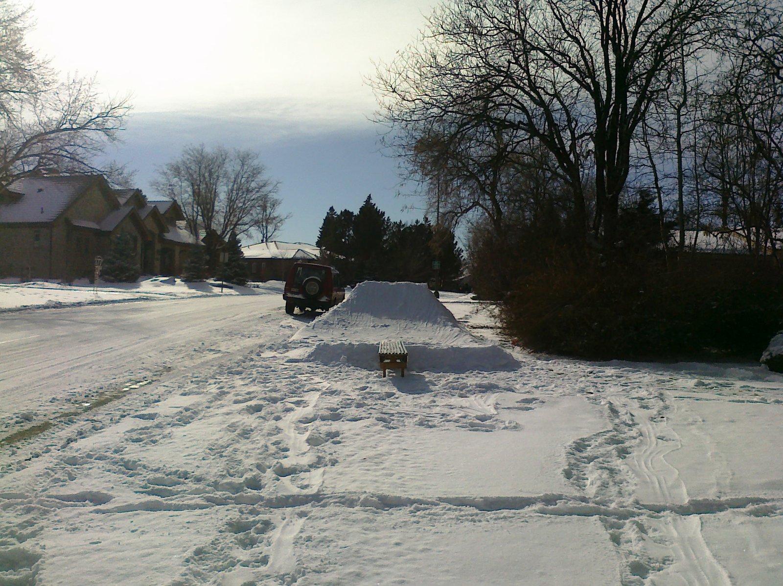 2011-12 Season Frontyard