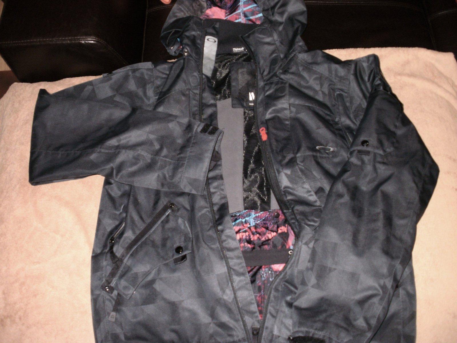 Oakley Coat