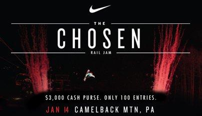 Nike Chosen Rail Jam