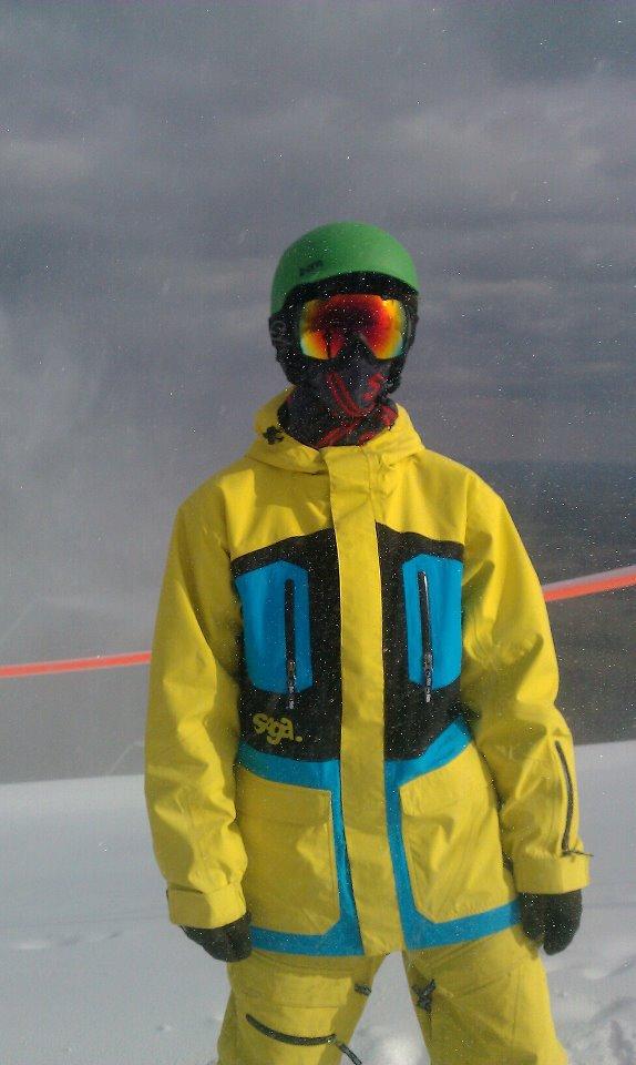 My Saga Gold Coast suit
