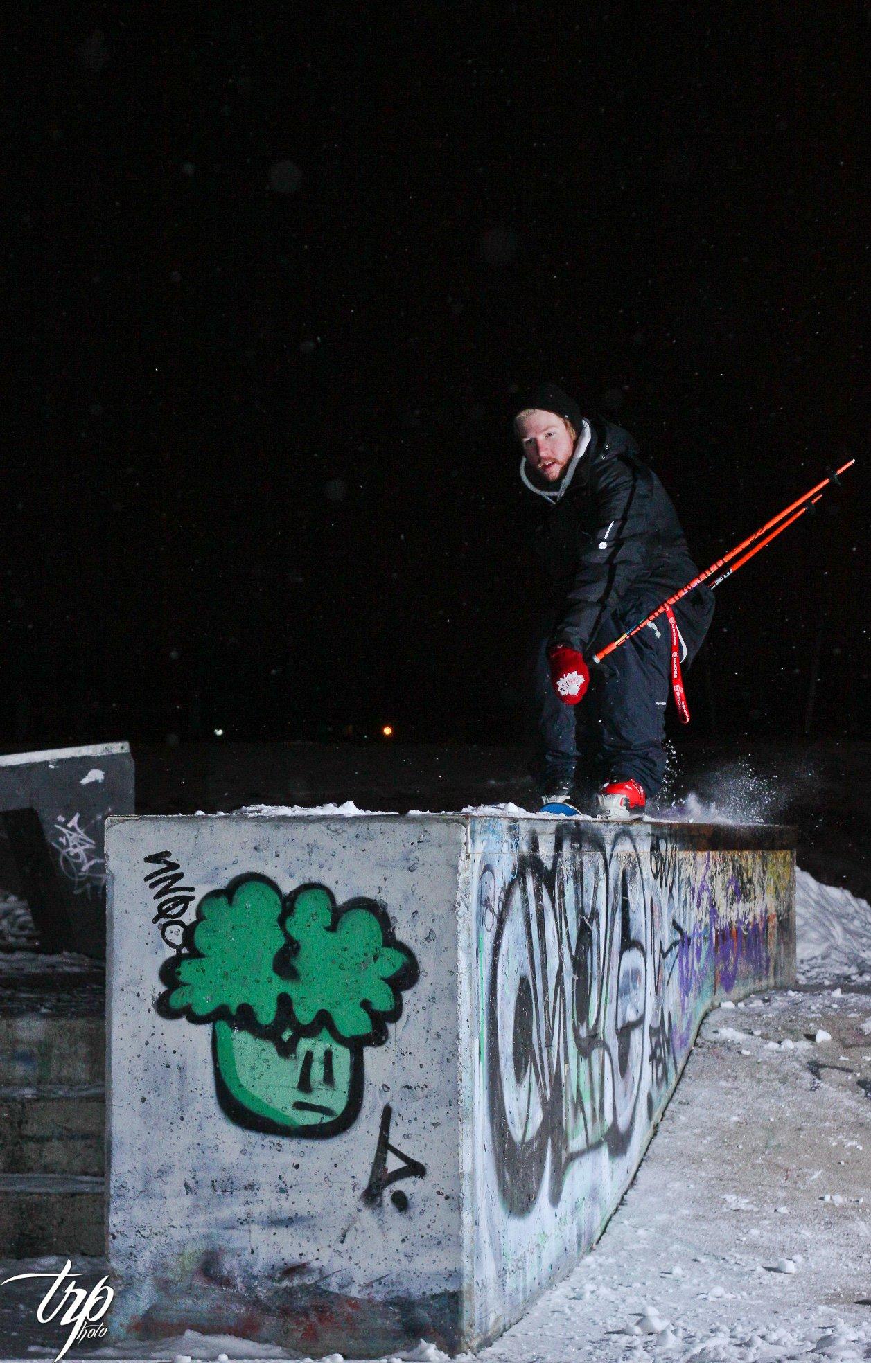 Skatepark jib