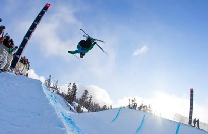 The North Face Park & Pipe Open Whistler
