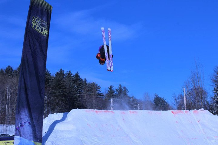 Double Backflip
