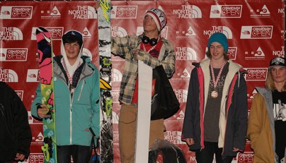 Canadian Open Freeskiing Championships Finals