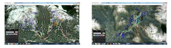 Whistler 3D Solutions Updates 3D Map of Whistler