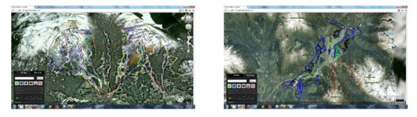Whistler 3D Solutions Updates 3D Map of Whistler