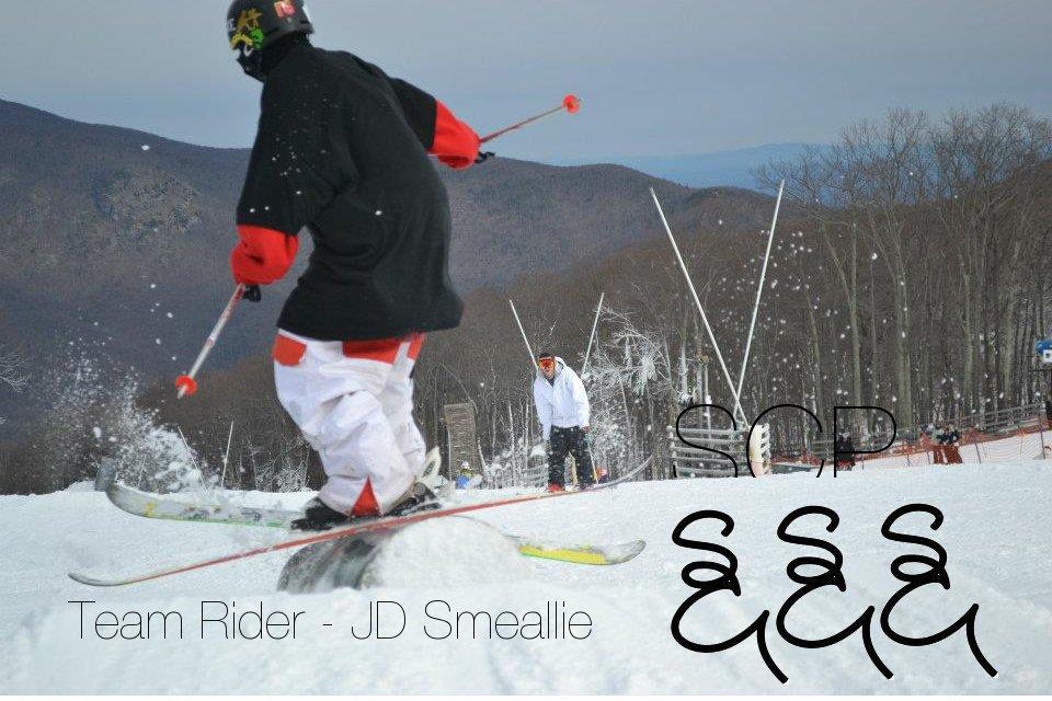 SCP Team Rider JD Smeallie