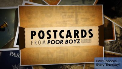 Postcards From Poorboyz - Episode 1