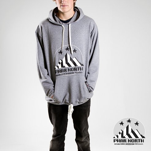 100% Recycled Hoodies for $30 with free shipping