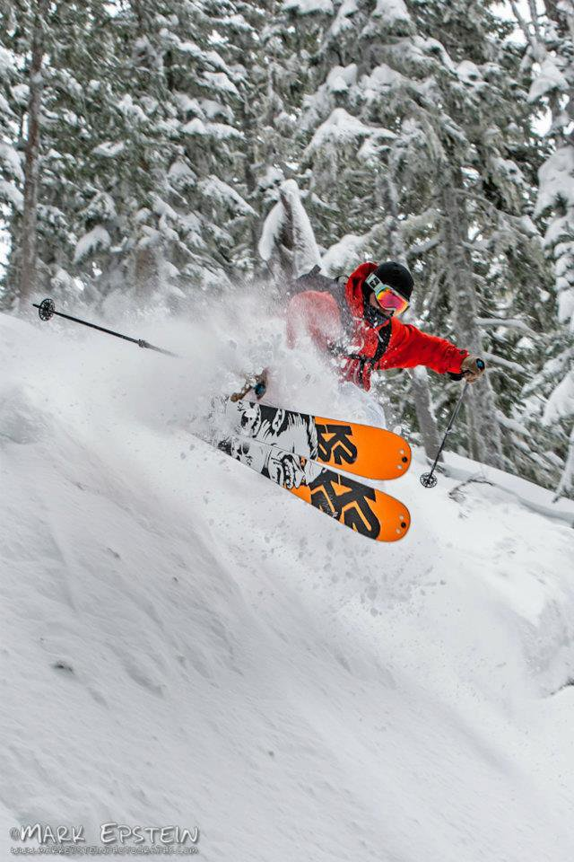 HellBent for powder