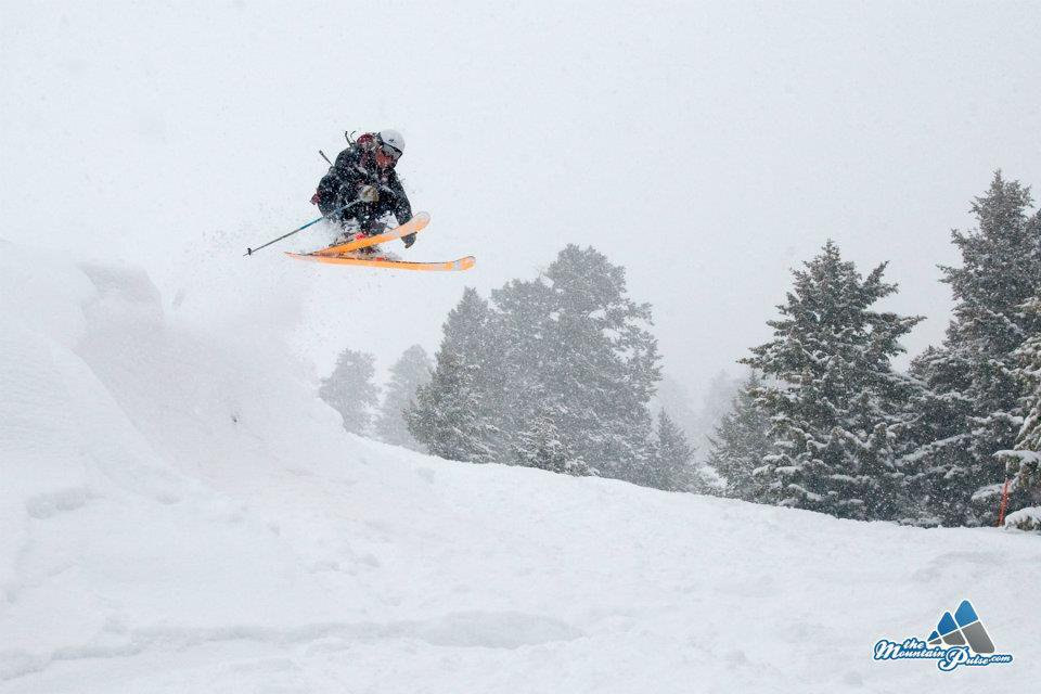 Photo of Day in Jackson Hole 01/19/12