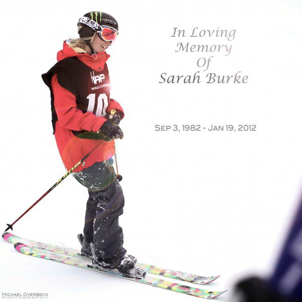 RIP & SIP Sarah Burke
