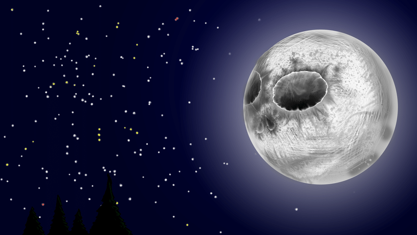 Under the killing moon